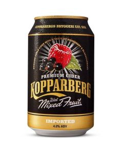 412230 Koppaberg Mixed Fruit Cider (can)