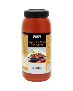 1065361 Country Range Sauce for Chilli Con Carne  - 2.2kg