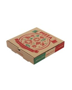 536750 12in Brown Pizza Box