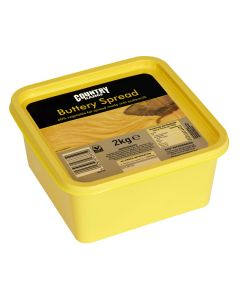 350401 Country Range Buttery Spread - 2kg