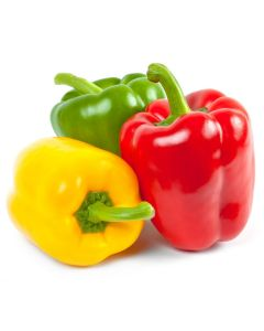 600691 Peppers Mixed 3 Pack