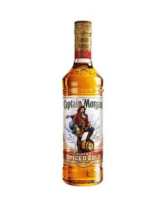 412340 Captain Morgan Spiced Gold Rum (bottle)