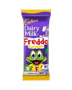 246990 Cadbury Freddo Caramel Chocolate Bar