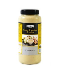 176170 Country Range Honey & Mustard Dressing