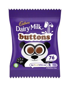 246950 Cadbury Dairy Milk Buttons Bag