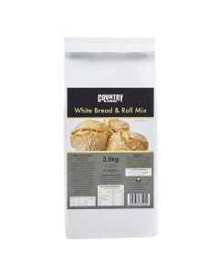 286400 Country Range White Bread & Roll Mix