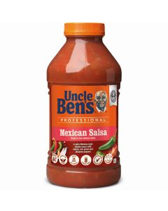 156370 Uncle Ben's Chunky Mexican Salsa Sauce