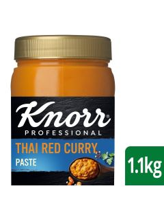 1061211 Knorr Professional Blue Dragon Thai Red Curry Paste