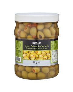 203050 Country Range Pimento Olives (Stuffed) in Brine