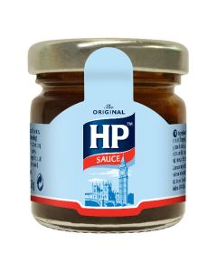 170530 HP Sauce Roomservice Portions (Glass)