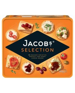 304019 Jacob's Biscuit for Cheese Selection