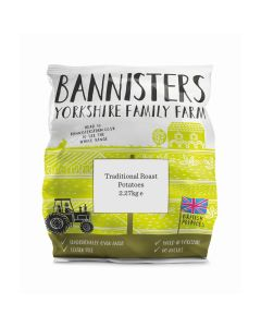 752720 Bannisters Traditional Roast Potatoes