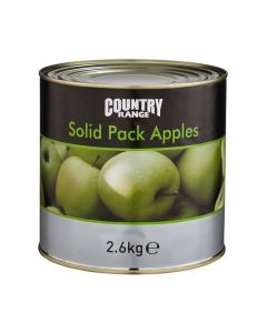 1080240 Country Range Solid Pack Apples