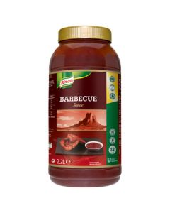 1057860 Knorr BBQ Sauce Ready to Use (Bag in Box)