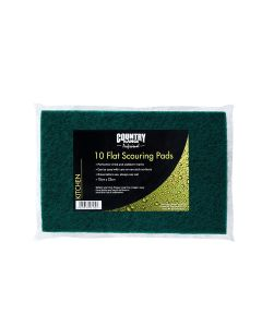 513961 Country Range Flat Scouring Pads