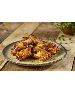 728771 Country Range Hot & Spicy Marinated Chicken Wings