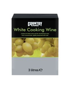 410180 Country Range White Cooking Wine