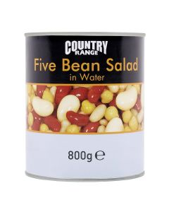 1060690 Country Range Five Bean Salad (in Water)
