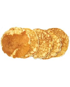858740 Country Range 4.5 inch American Style Buttermilk Pancakes