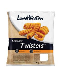752061 Lamb Weston Seasoned Twister