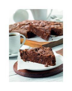 810340 Gluten Free Chocolate Brownie