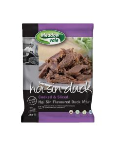 701561 Fully Cooked & Sliced Hoi Sin Flavoured Duck Meat