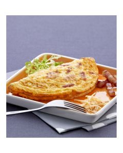 887350 Cheese & Ham Omelettes