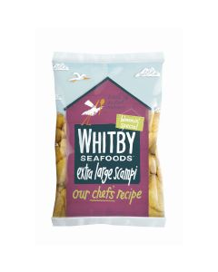 736450 Whitby Seafoods Breaded Scampi Extra Large